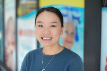 Dr Amy Zhu